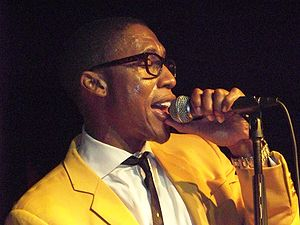 Raphael Saadiq, American singer-songwriter.