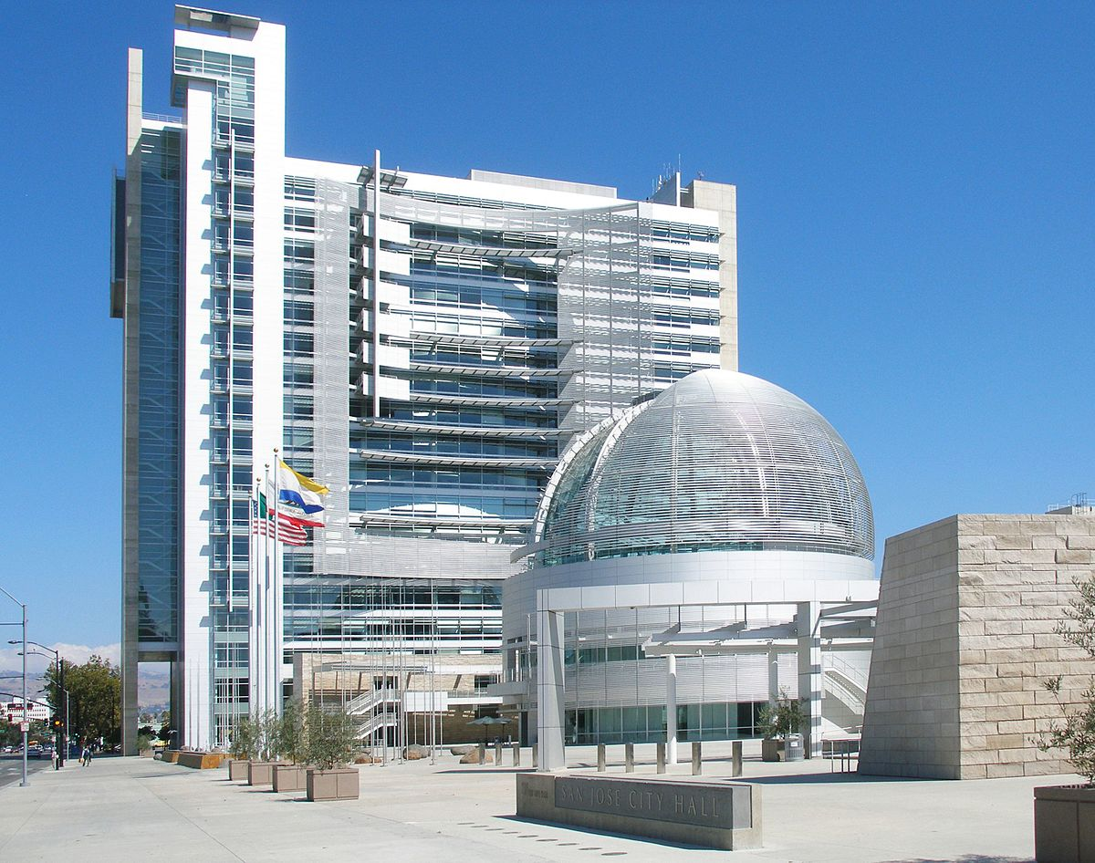 San Jose City Hall  Wikipedia