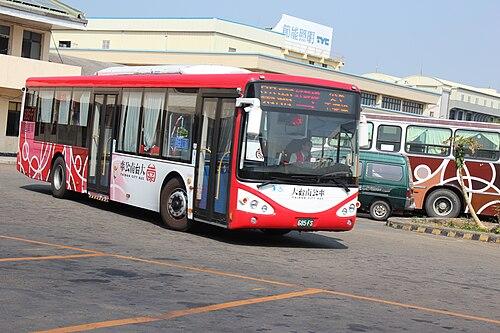 大臺南公車紅干線 - Wikiwand