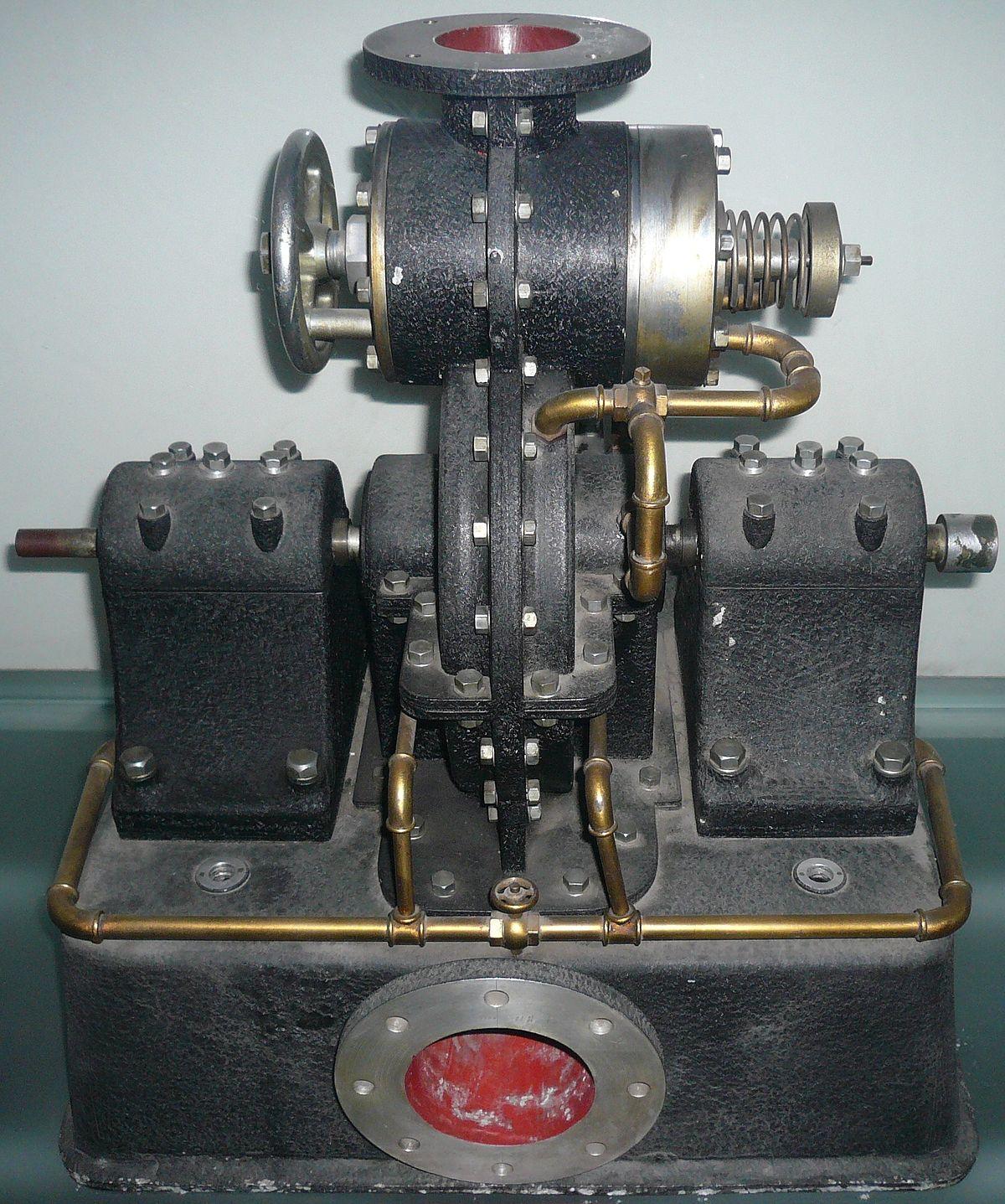 Ac Compressor Schematic Tesla Turbine Wikipedia