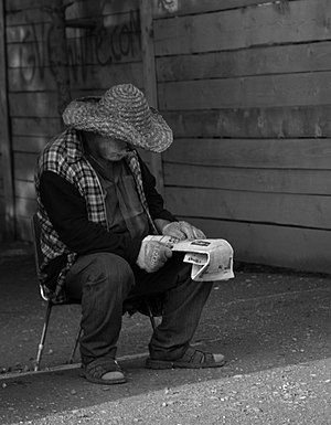 theReader (photographed in Tiflis, Georgia)