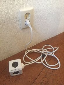 Extension cord  Wikipedia
