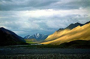 Alaska, Arctic National Wildlife Refuge, Canni...