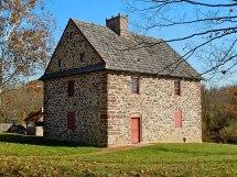Colonial Pennsylvania Stone Houses