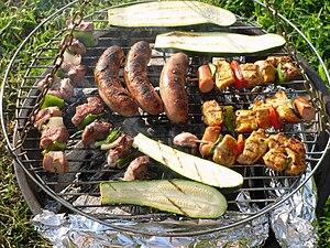 Barbecue Bosanski: Roštilj Deutsch: Grill