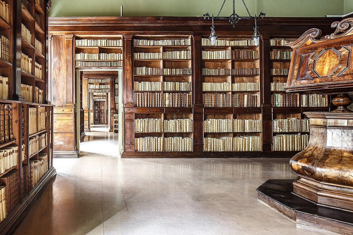 Biblioteca Civica Gambalunga  Wikipedia