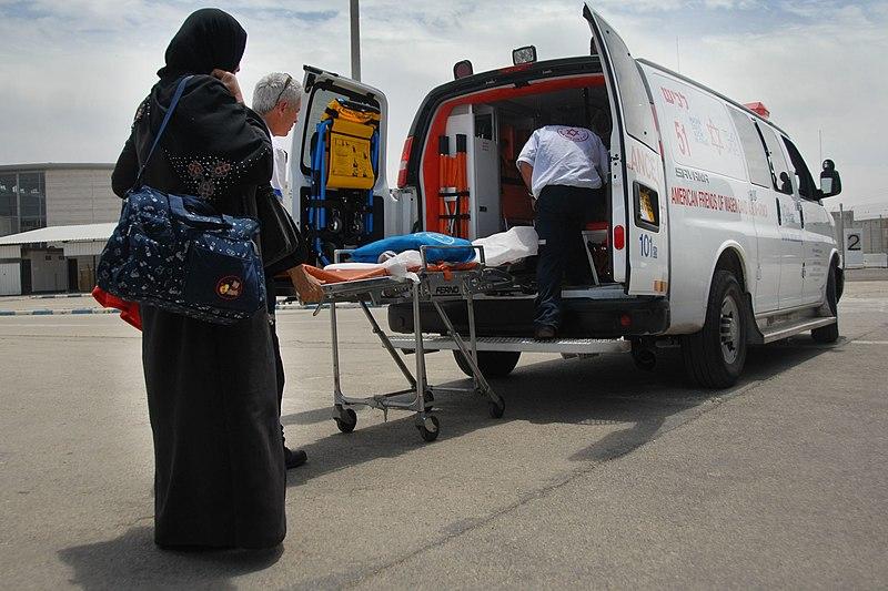 File:Flickr - Israel Defense Forces - Humanitarian Passage through the Erez Crossings.jpg
