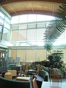 Adam Joseph Lewis Center for Environmental Studies  Wikipedia