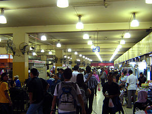 Puduraya Bus Terminal, Kuala Lumpur, Malaysia