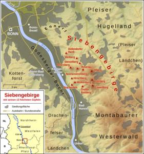 Karte von Drachenfels