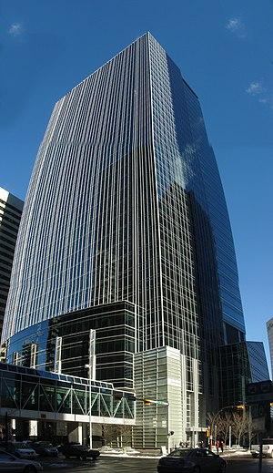 Trans Canada Tower, Calgary Alberta