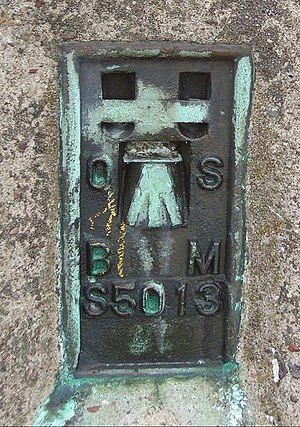English: Verdigris. Green pigment caused by th...