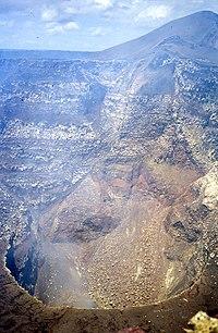 Masaya Volcano Wikipedia