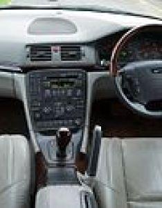 Volvo S80 2004 Interior - blogobovsem com