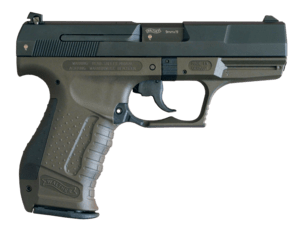 Walther P99, a semi-automatic pistol from the ...