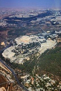 Har HaMenuchot Cemetery Jerusalem