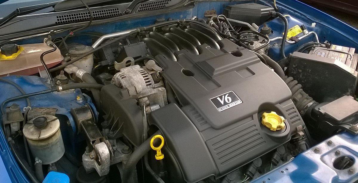1996 Honda Fuel Filter Rover Kv6 Engine Wikipedia