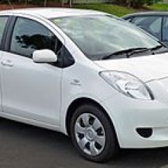 2007 Toyota Yaris Trd Parts Grand New Avanza Basic Wikipedia Second Generation Hatchback