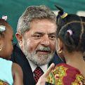 President Lula de Silva of Brazil talks to you...