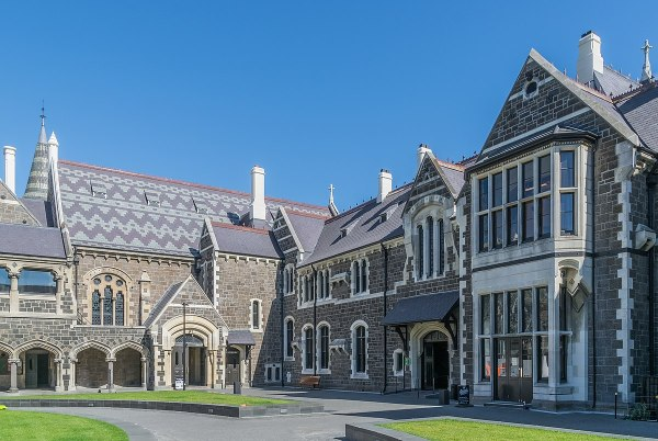 Christchurch Arts Centre - Wikipedia
