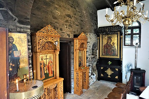 Church of Metamorphosis tou Sotiros (Thessaloniki) by Joy of Museums 2