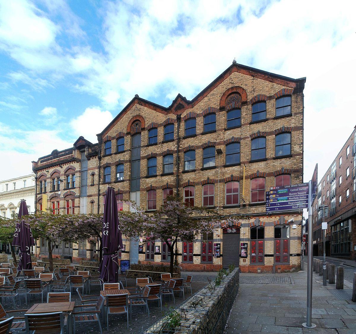 Concert Square Liverpool  Wikipedia