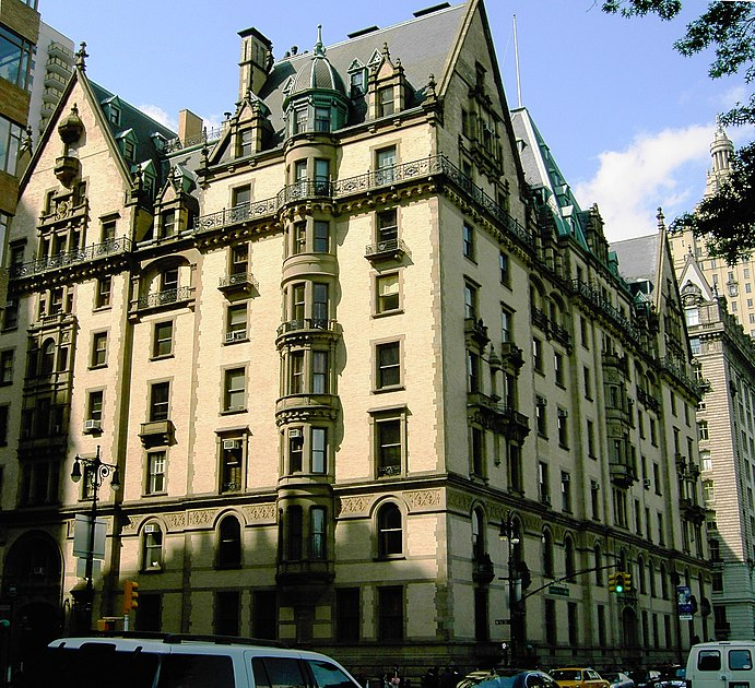 File:Dakota building New-York USA.jpg