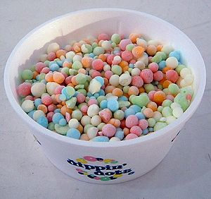 Dippin' Dots Flavored Ice Cream