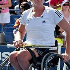 Wheelchair Names Chair Covers For Less Esther Vergeer - Wikipedia