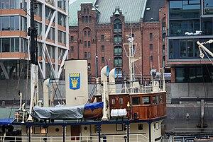 Deutsch: Hamburg HafenCity, Speicherstadt