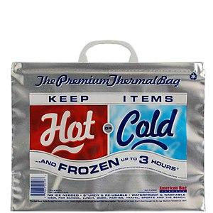 American Bag Company - Hot or Cold Thermal Bag...