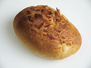 Japanese rice bread