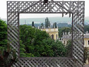Kassel, Landschaft im Dia, Dieses Werk wurde v...