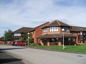 Lakeview Care Home. One of two modern care hom...