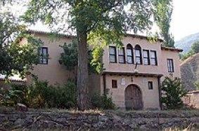 Το Μουσείο καπετάν Κώττα, στο σπίτι του στο χωριό Κώττας Φλώρινας