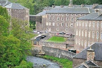 New Lanark  Travel guide at Wikivoyage
