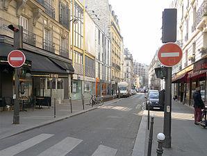 Rue Marcadet  Wikipdia