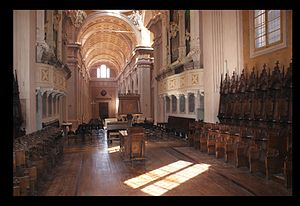 Reggio emilia cathedral choir