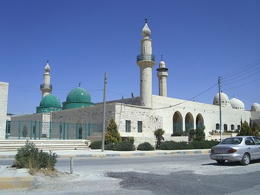 Shrine of Ja'far al-Tayyar in Mazar, Karak, Jordan 01