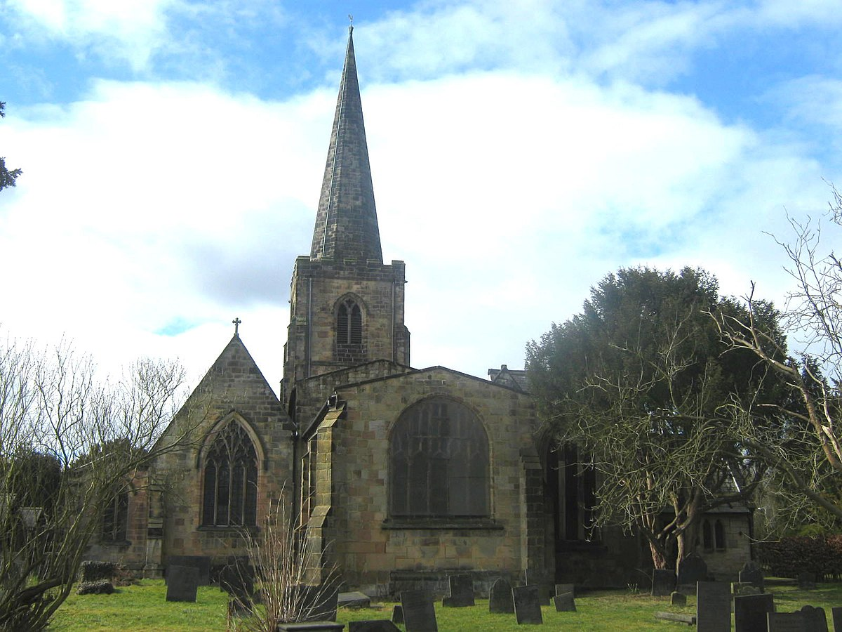 Duffield Derbyshire  Wikipedia