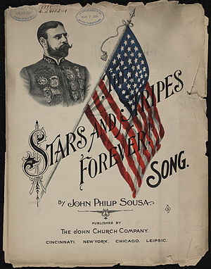 """Stars and Stripes Forever"" (sheet m..."