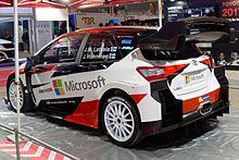 Toyota Yaris WRC  Wikipedia