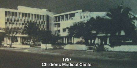 Children's Medical Center in 1957