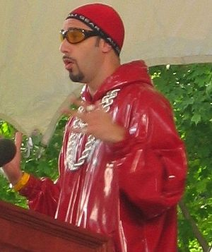Image of Ali G, as performed by Sacha Baron Co...