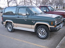 1986 F150 Fuel Gauge Wiring Diagram Ford Bronco Ii Wikipedia