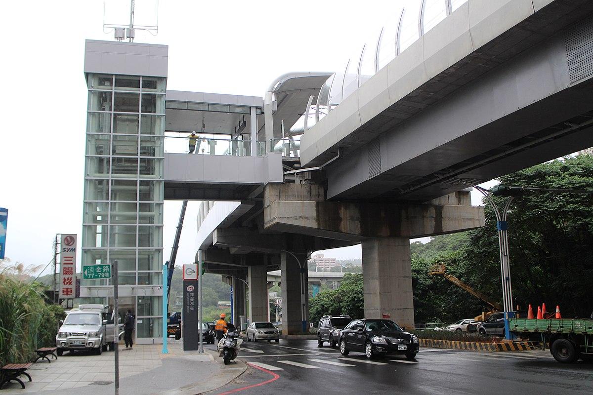 竿蓁林駅 - Wikipedia