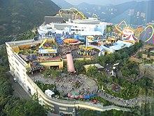 Ocean Park Hong Kong  Wikipedia
