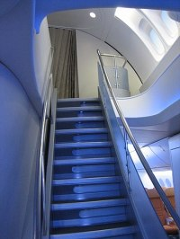 File:Interior Boeing 747-8I staircase.jpg - Wikimedia Commons