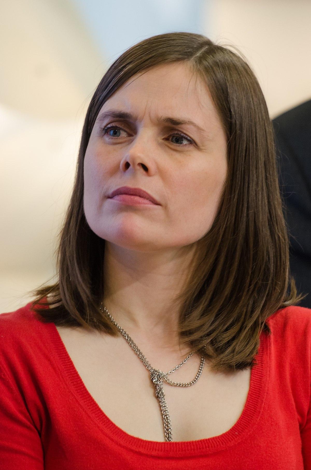 Katrn Jakobsdttir  Wikipedia