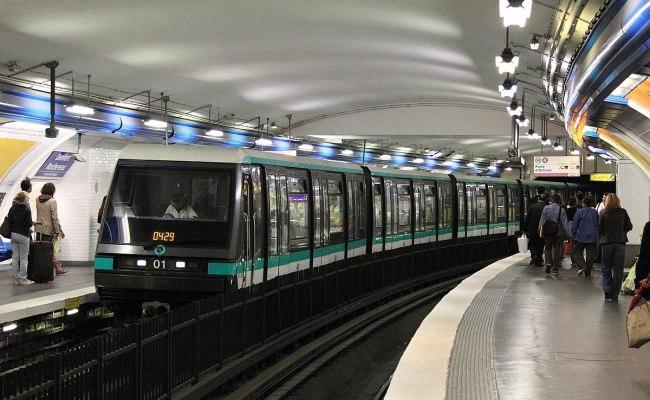 Ligne 4 Du Métro De Paris Wikipédia